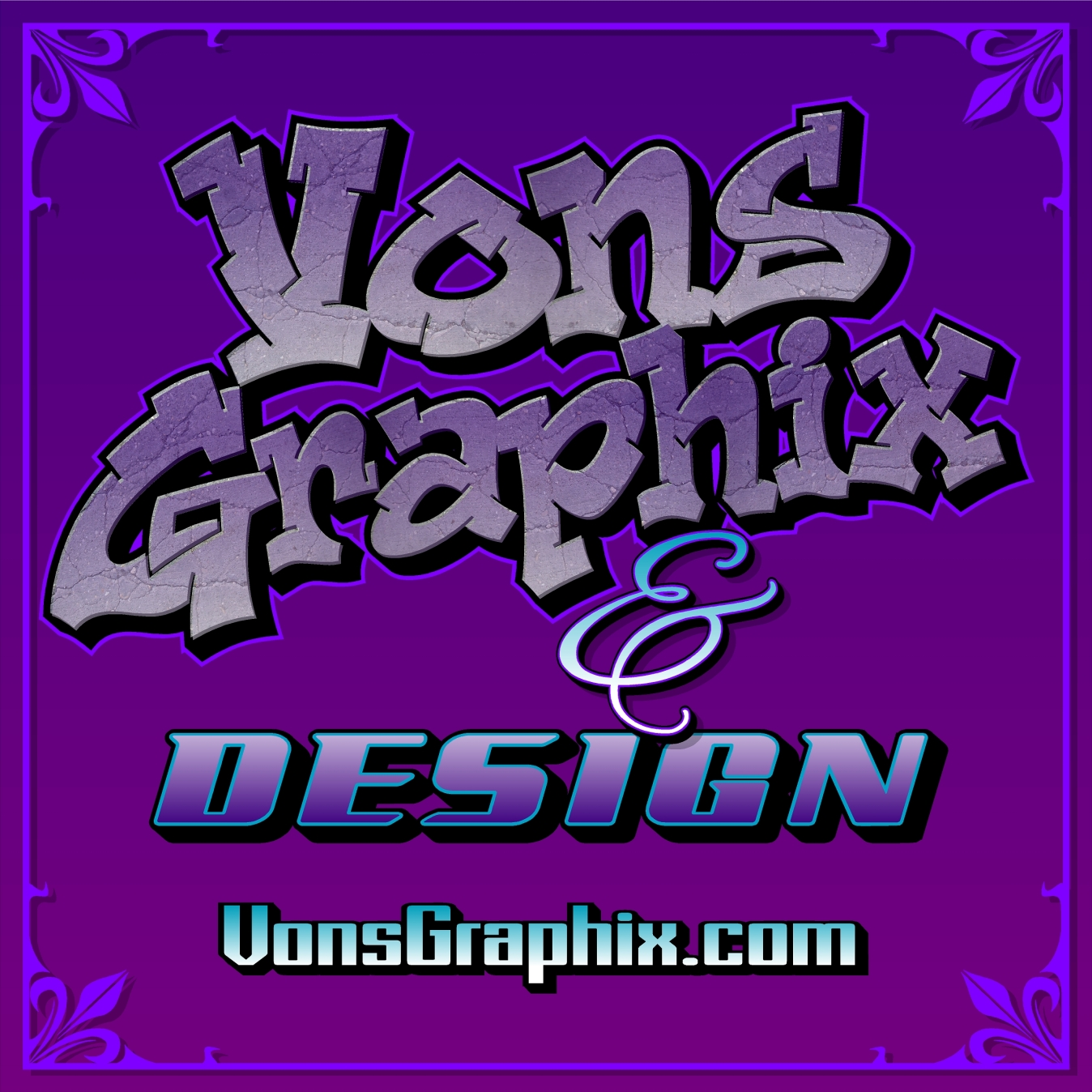 VONS_GRAPHIX_GRAFITTI_LOGO_SQUARE